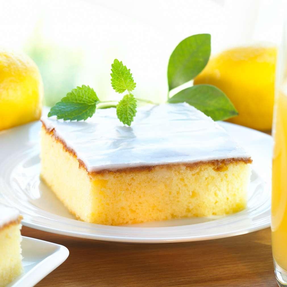 Abbildung des Rezepts Zitronenkuchen