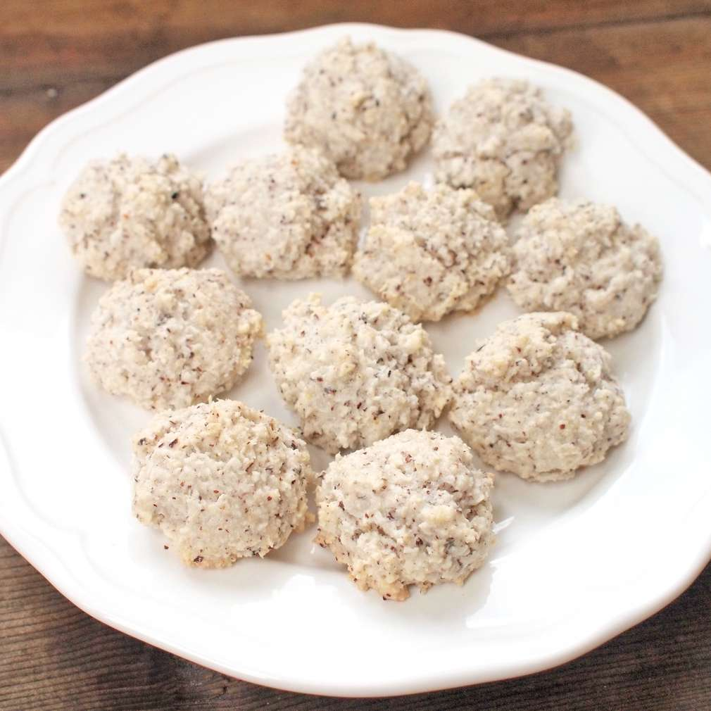 Zobrazit Ořechové pusinky receptů