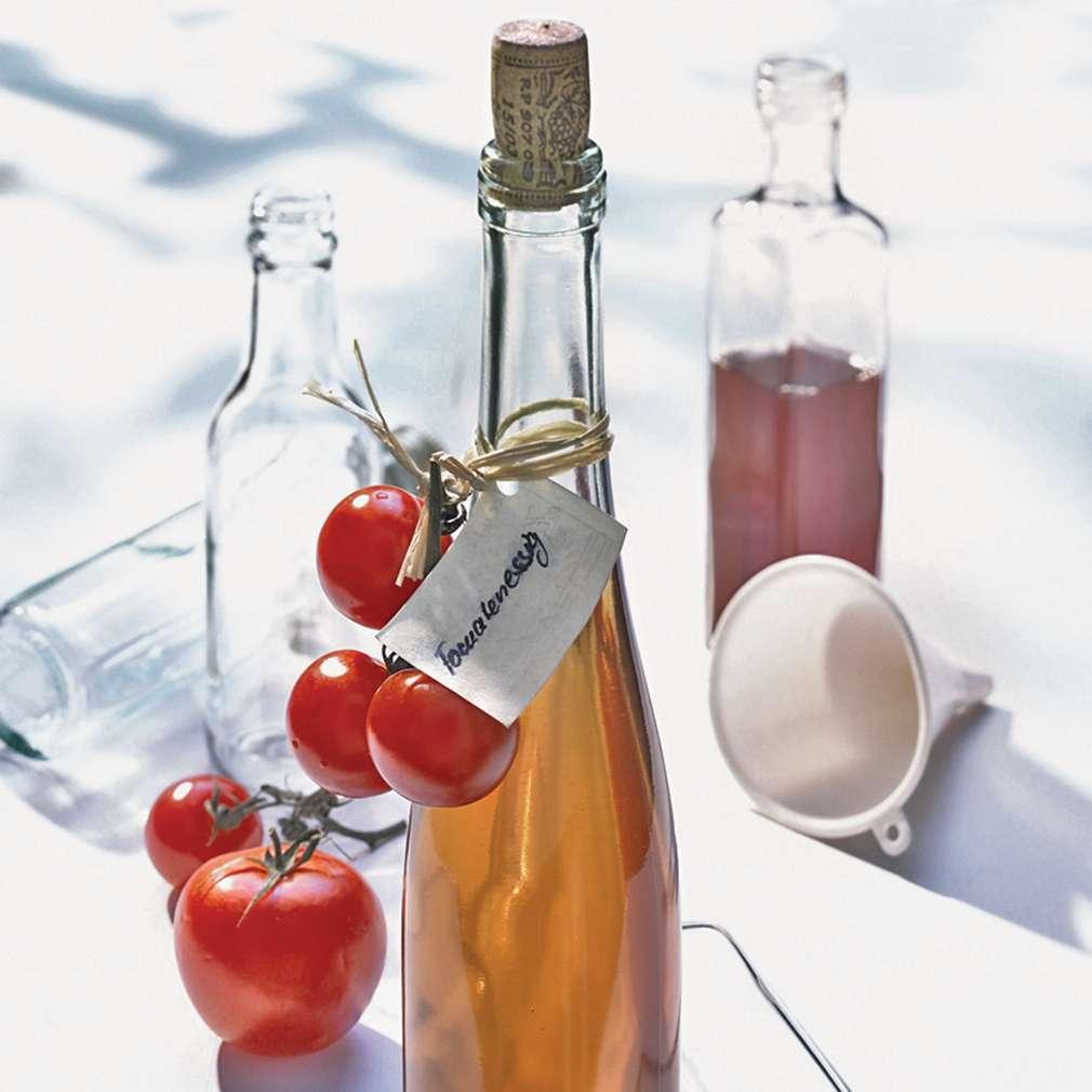 Abbildung des Rezepts Tomaten-Essig