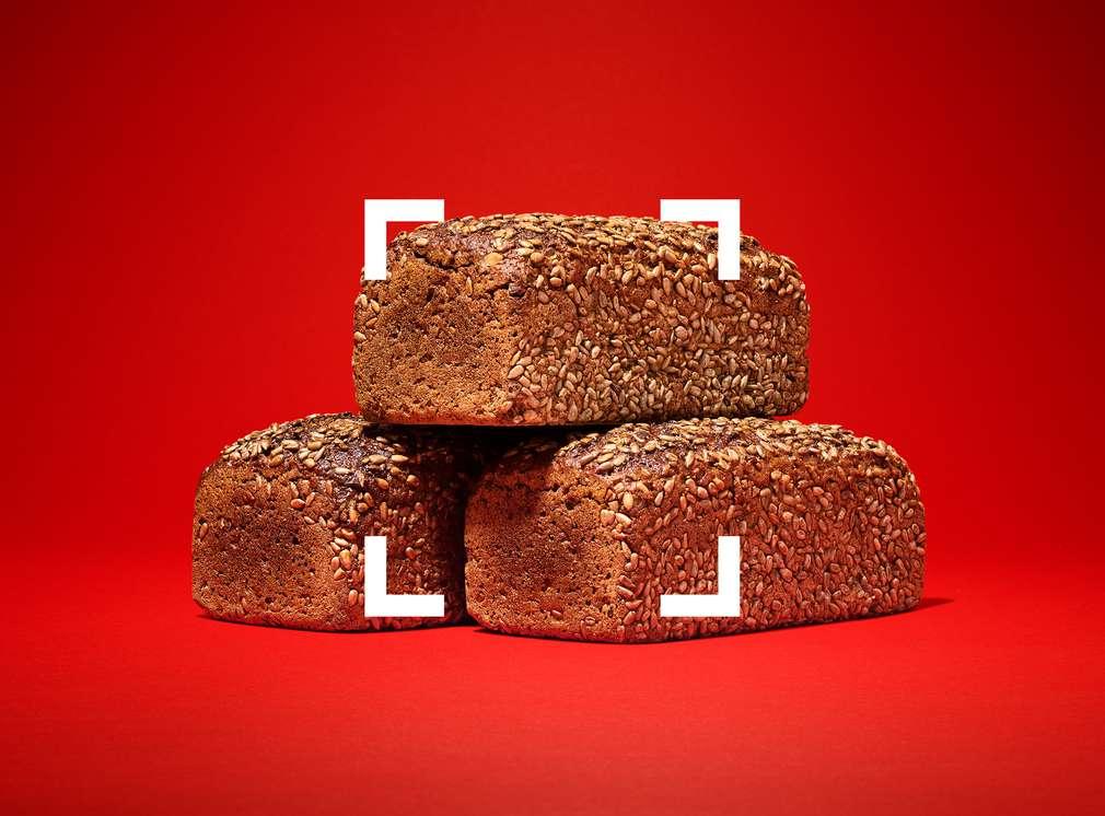 Naskenujte chleba