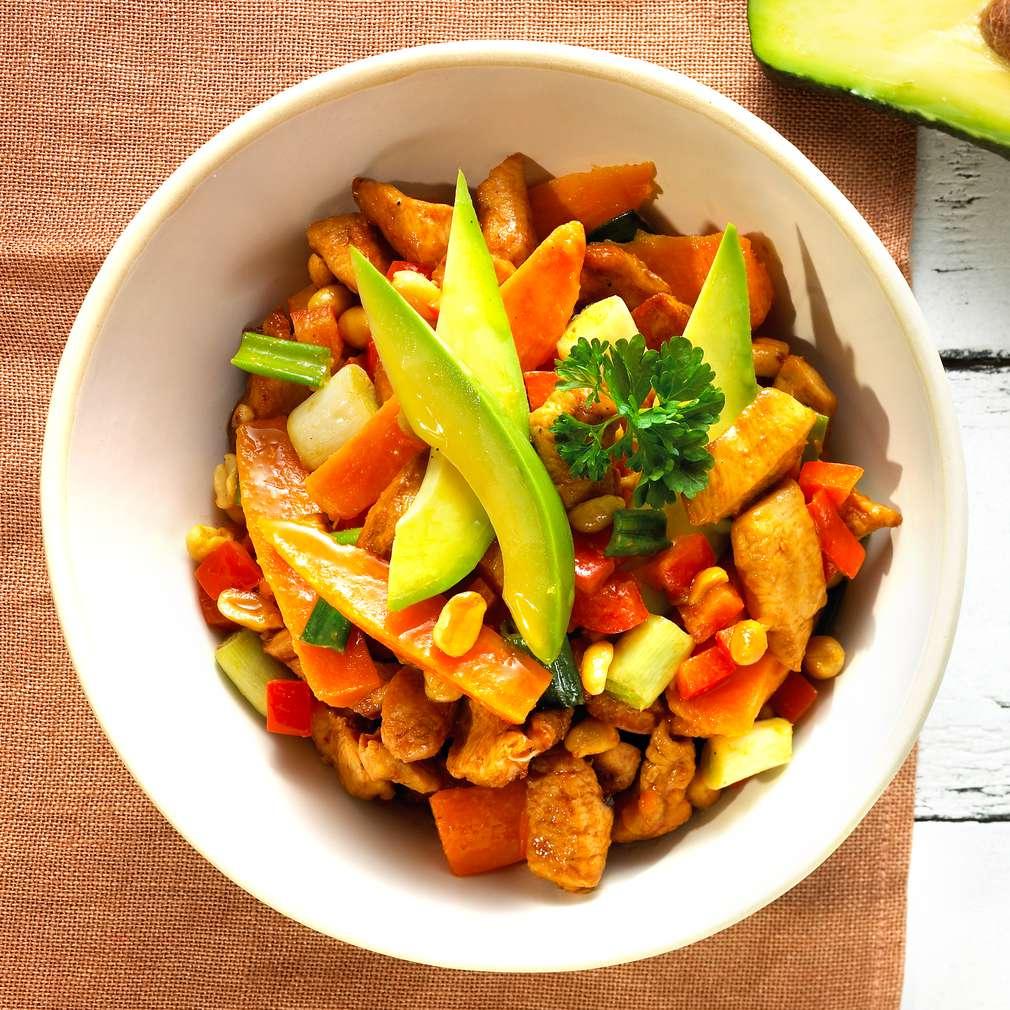 Abbildung des Rezepts Lauwarmer Kartoffelsalat