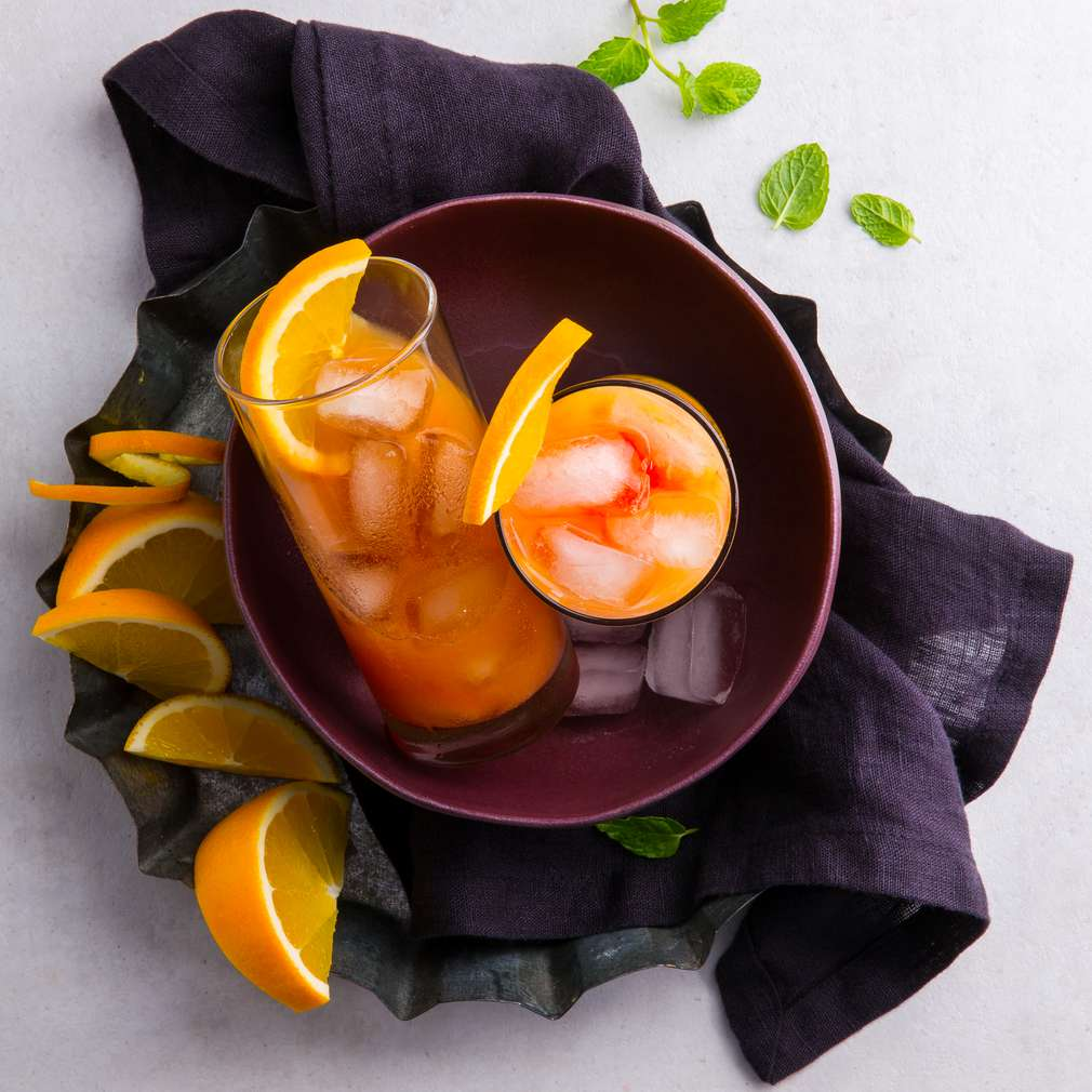 Abbildung des Rezepts Campari Orange