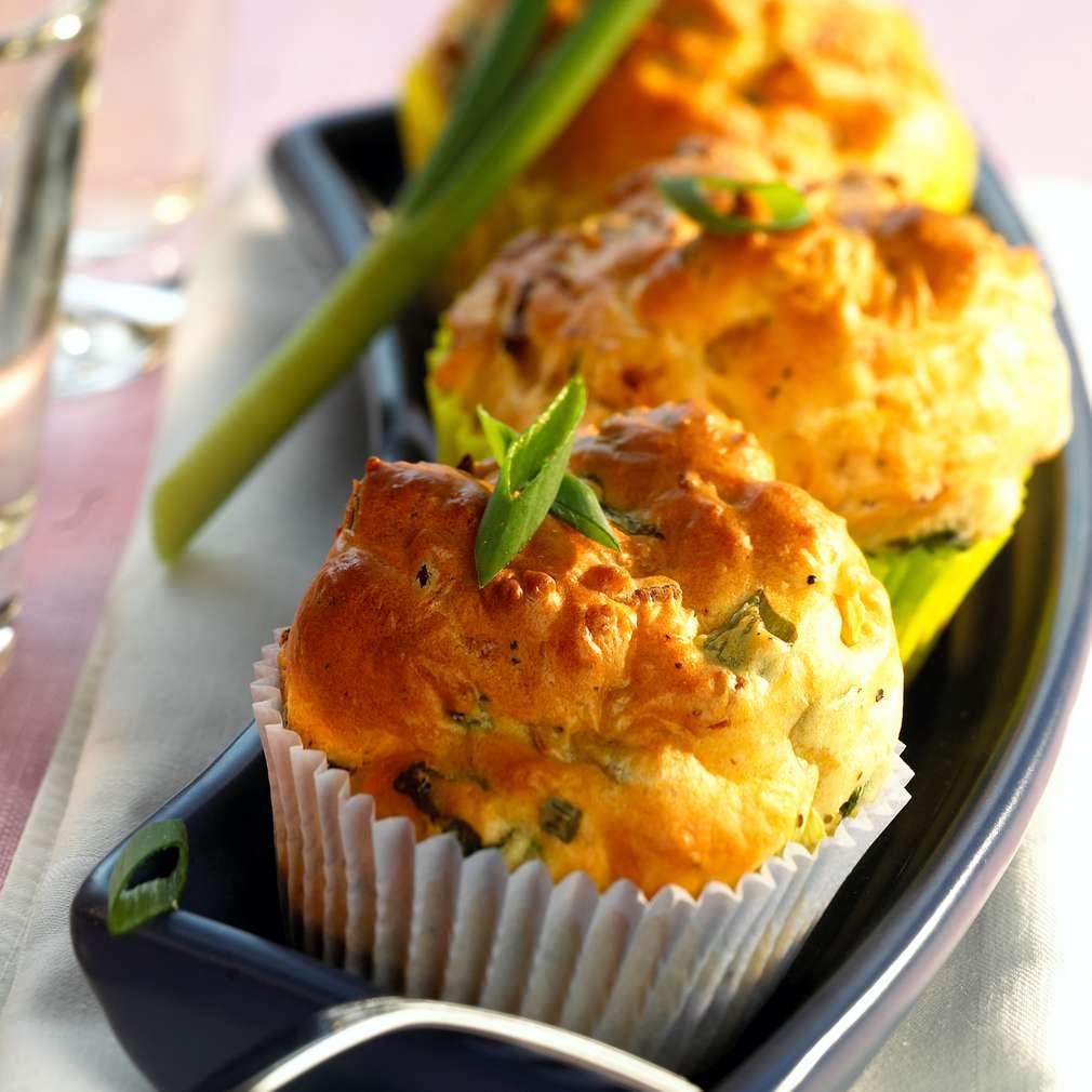 Abbildung des Rezepts Oliven-Muffins
