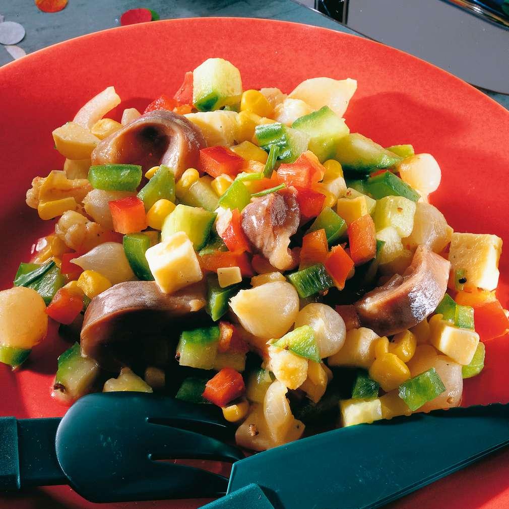 Abbildung des Rezepts Konfetti-Salat