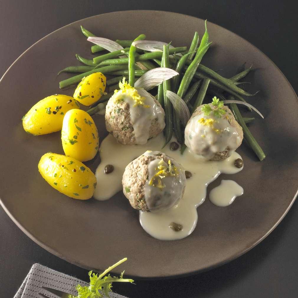 Zobrazit Klopsy z mletého masa receptů