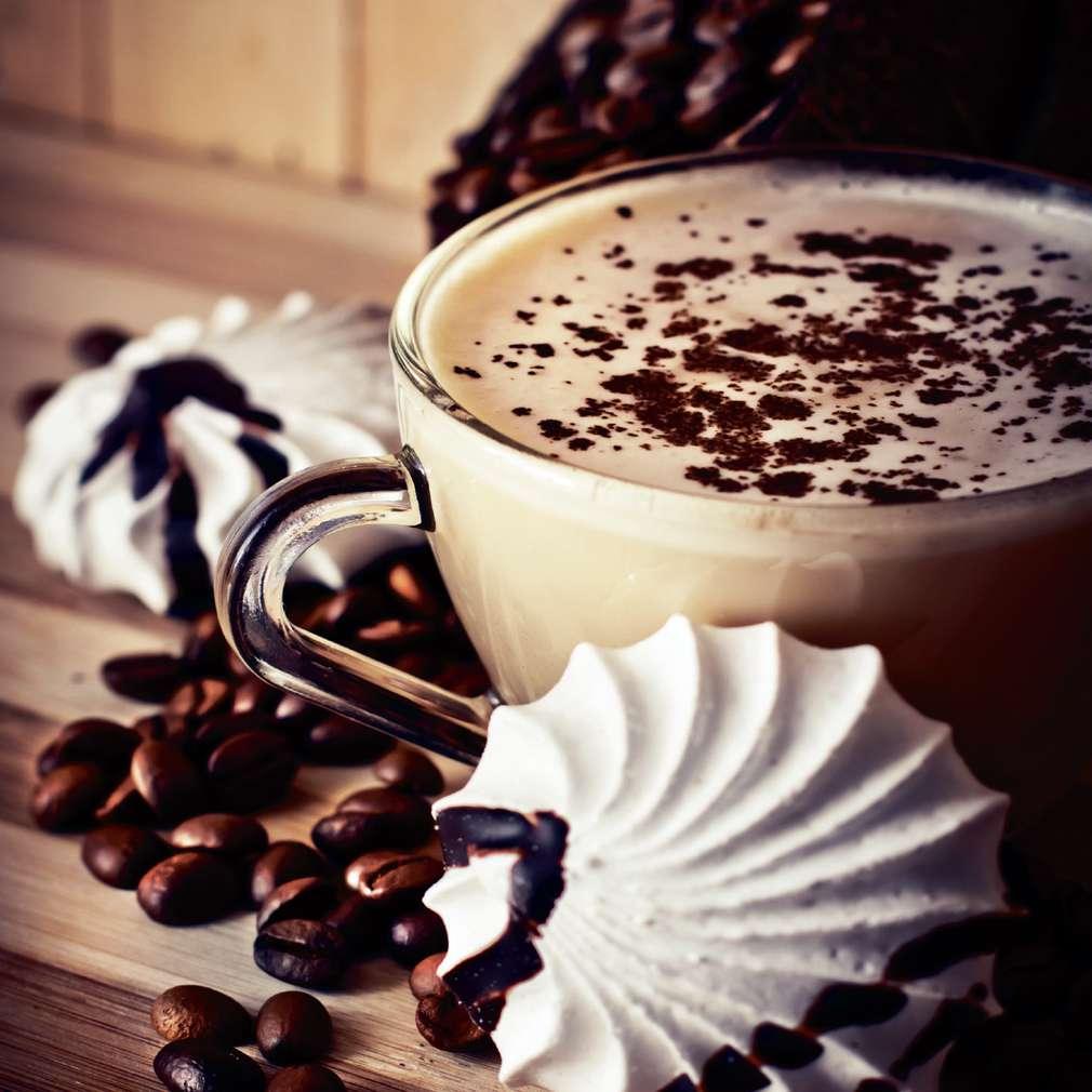 Imaginea rețetei Cremă cu cafea