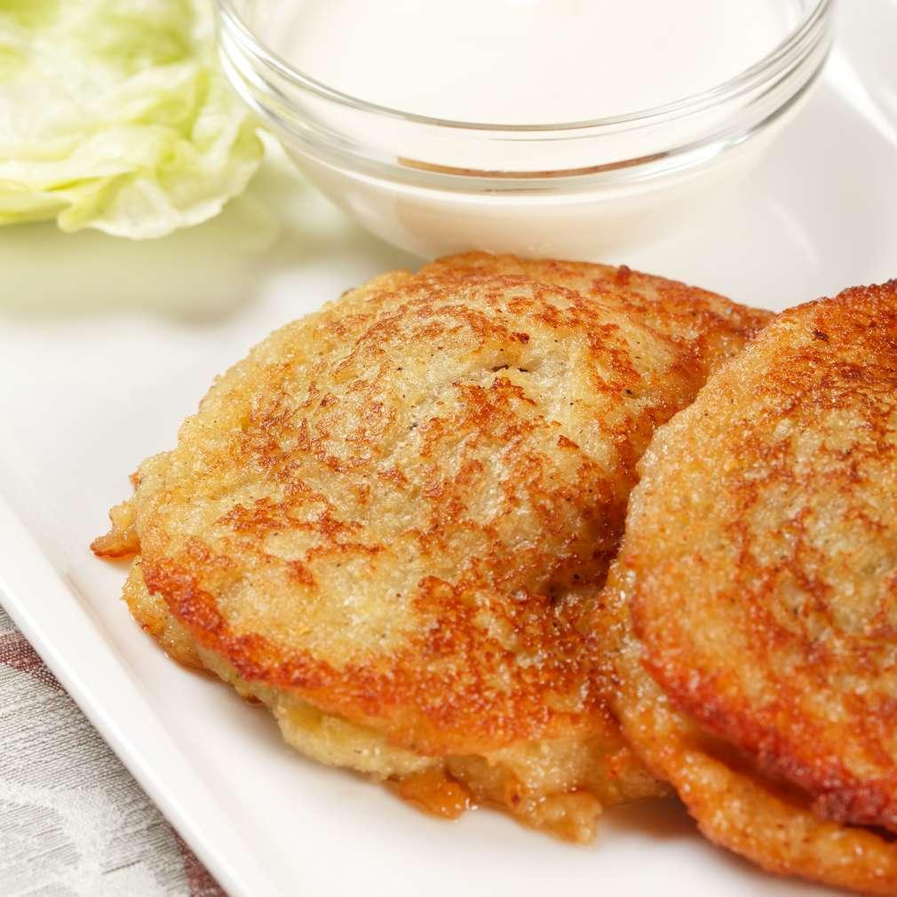 Imaginea rețetei Chifteluțe de cartof