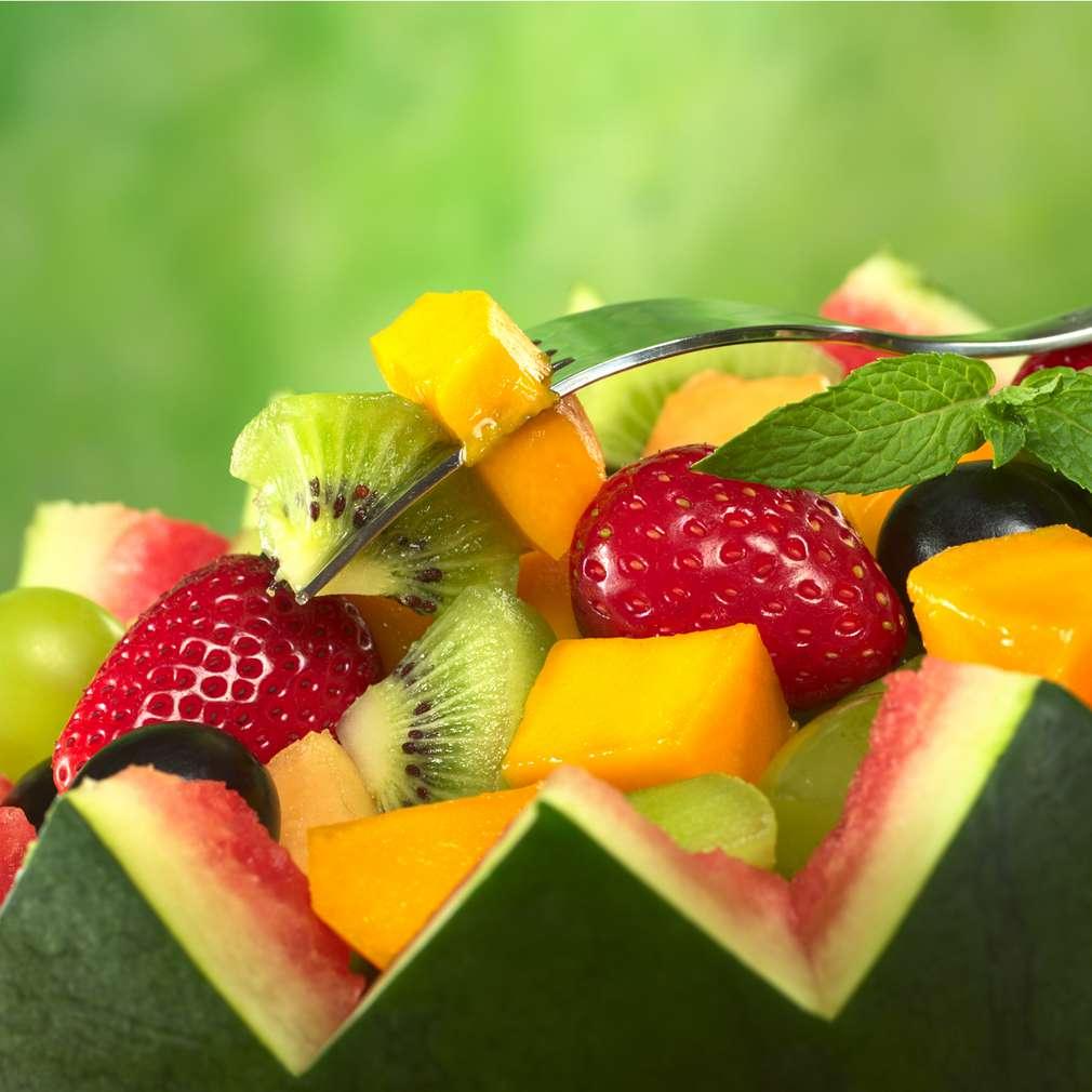 Imaginea rețetei Salată de fructe