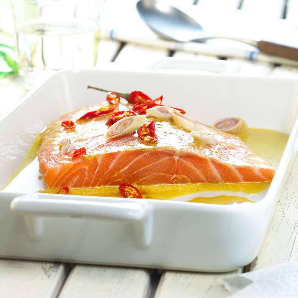 Zobrazit Exotická marináda na ryby receptů