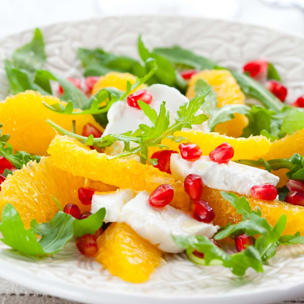 Imaginea rețetei Salată de portocale