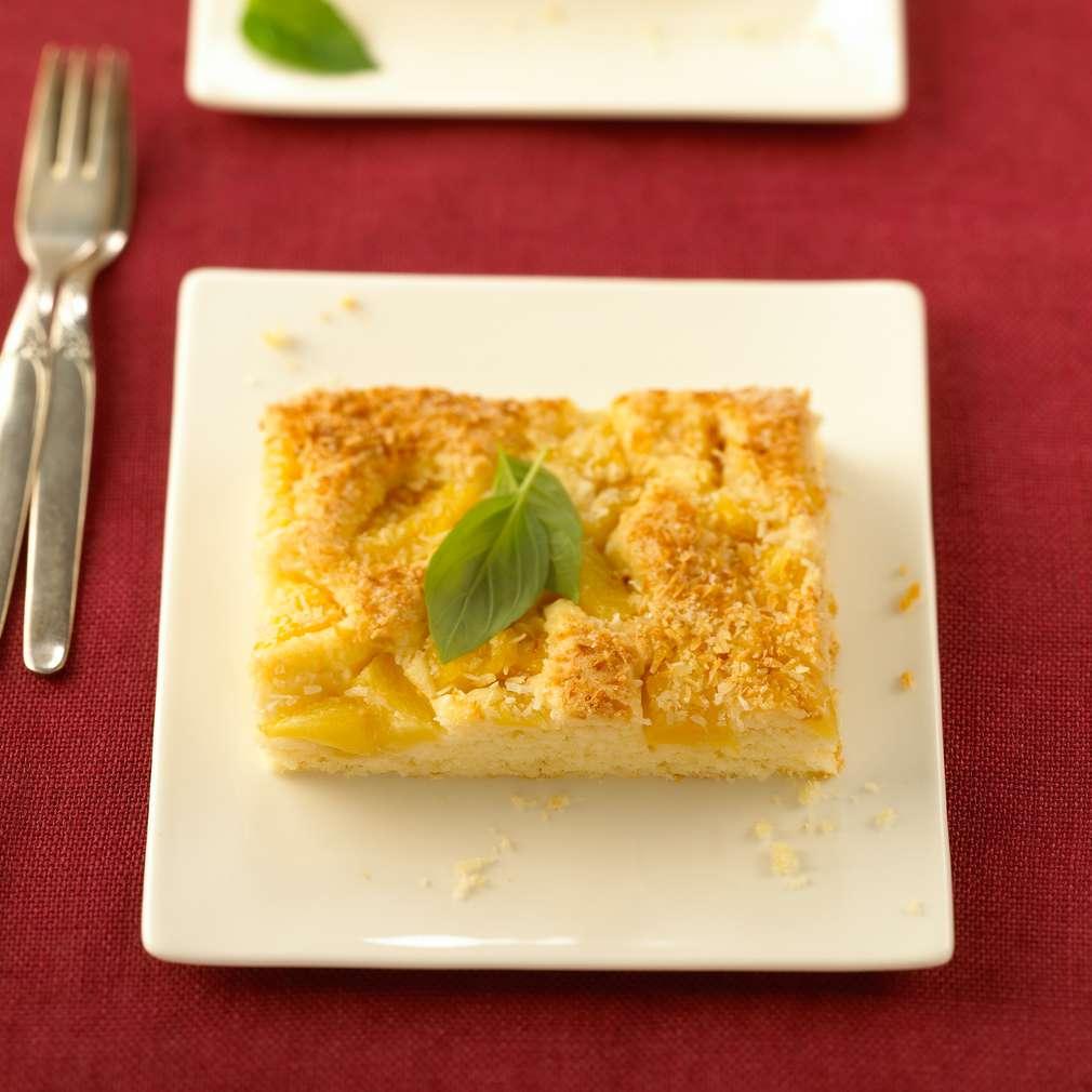 Abbildung des Rezepts Pina-Colada-Kuchen