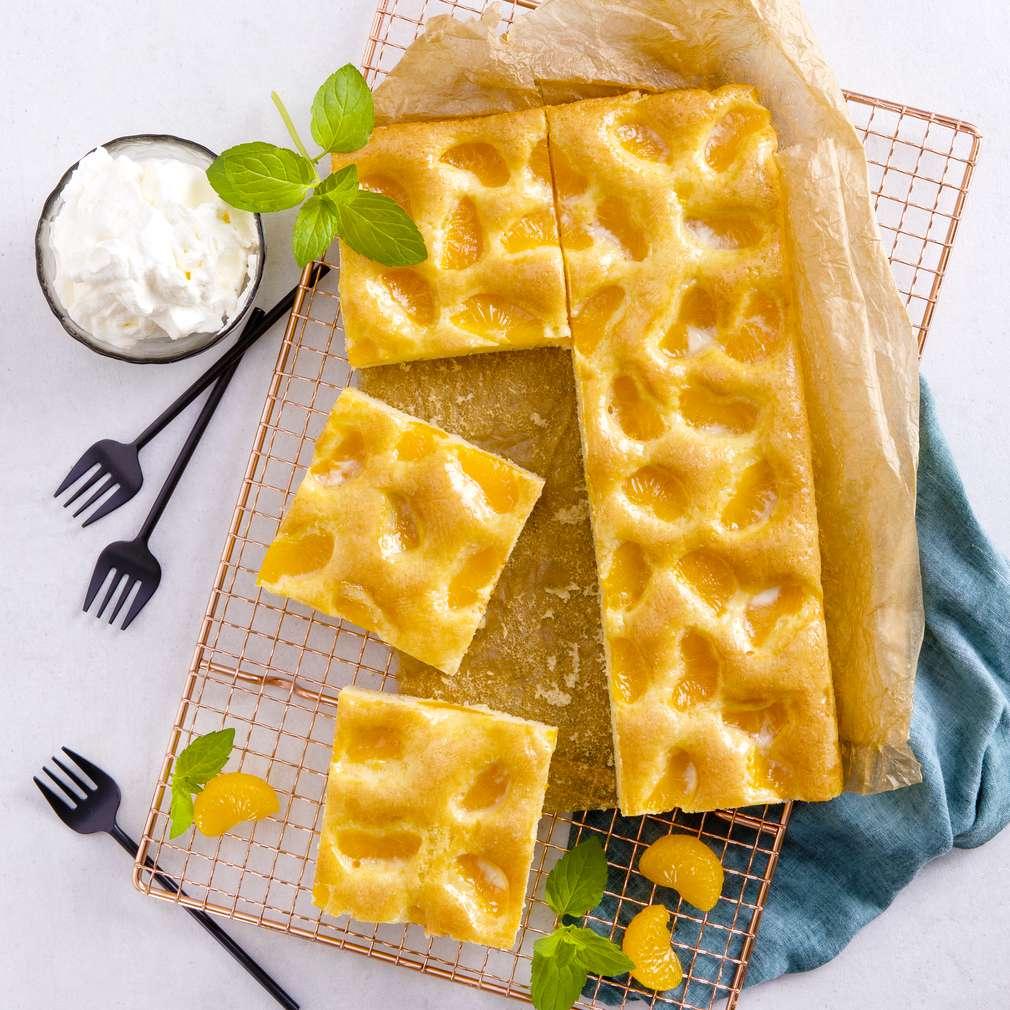 Abbildung des Rezepts Mandarinen-Buttermilch-Kuchen