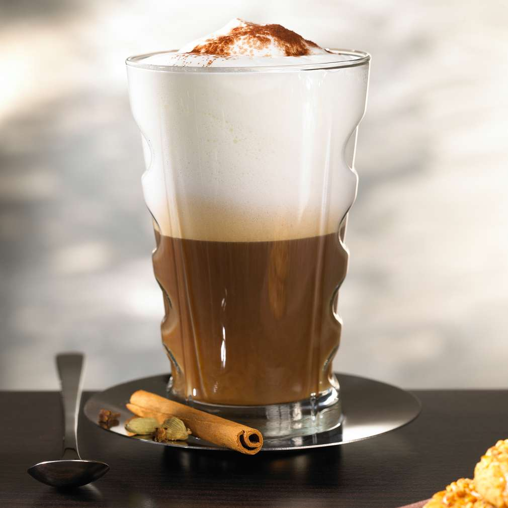Abbildung des Rezepts Orientalischer Chai-Latte