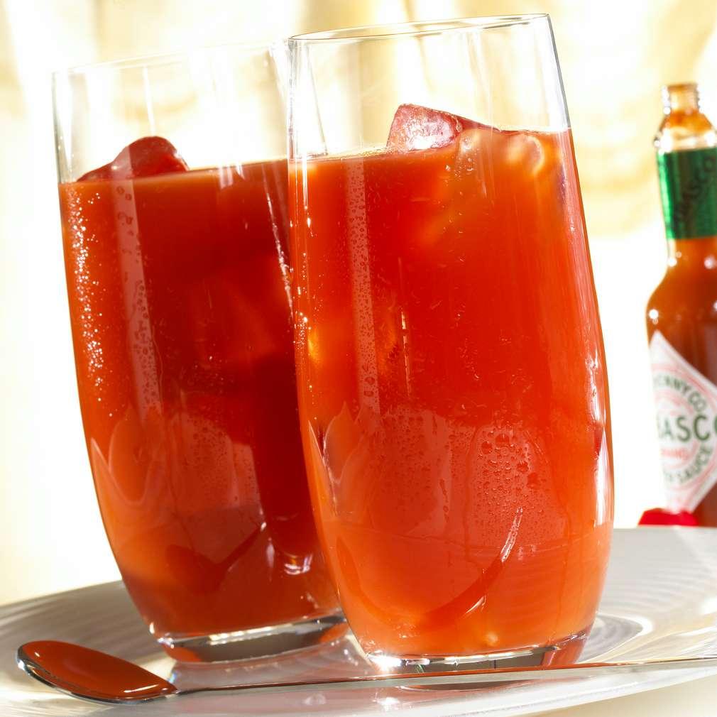 Abbildung des Rezepts Bloody Mary (alkoholfrei)