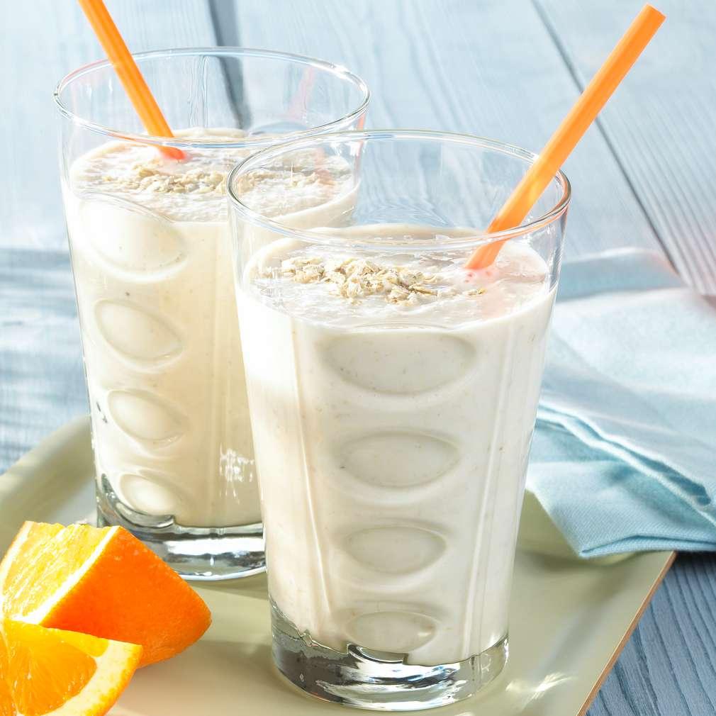 Zobrazit Jogurtový shake na probuzení receptů