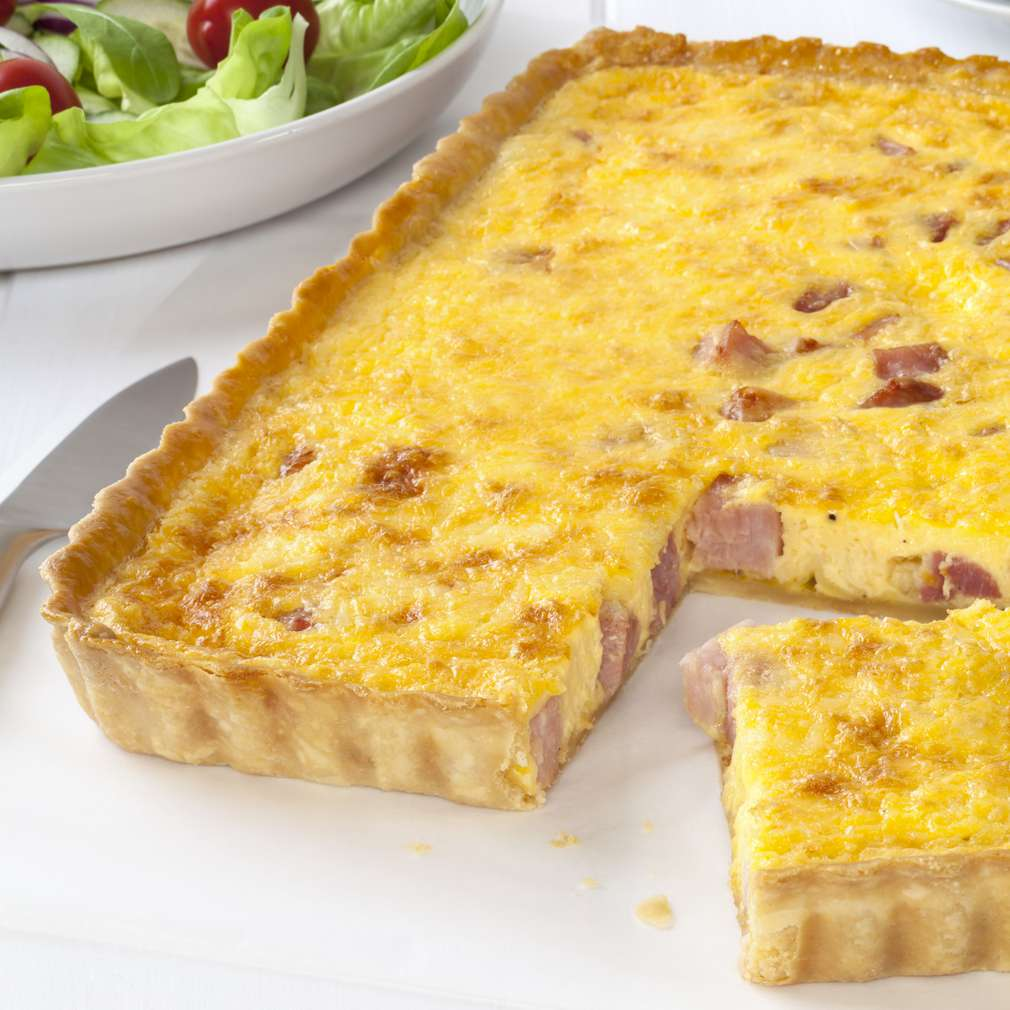Imaginea rețetei Tartă-omletă