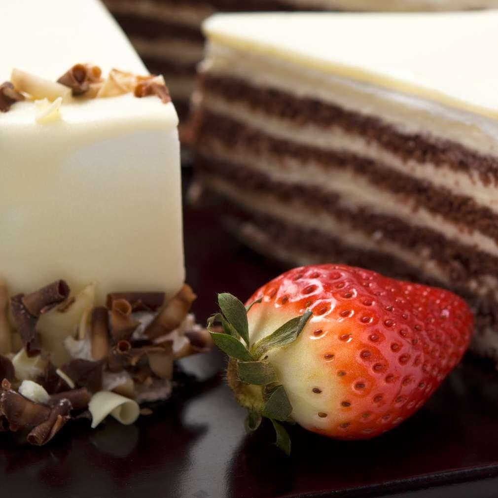 Imaginea rețetei Tort cu ciocolată albă