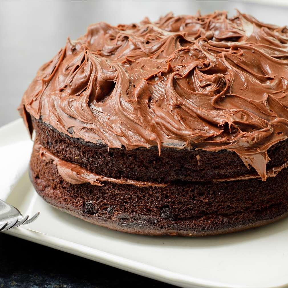 Imaginea rețetei Tort cu ciocolată
