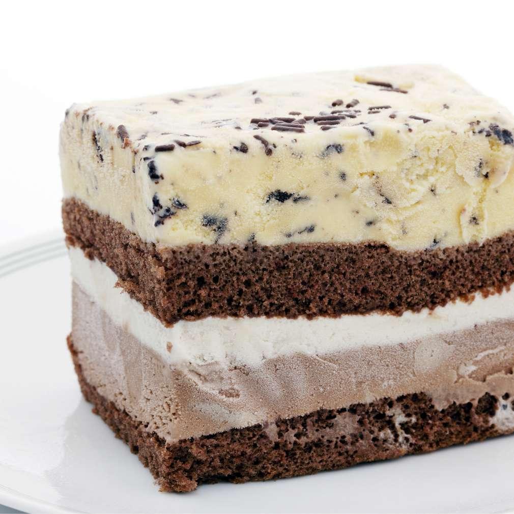 Imaginea rețetei Tort de înghețată