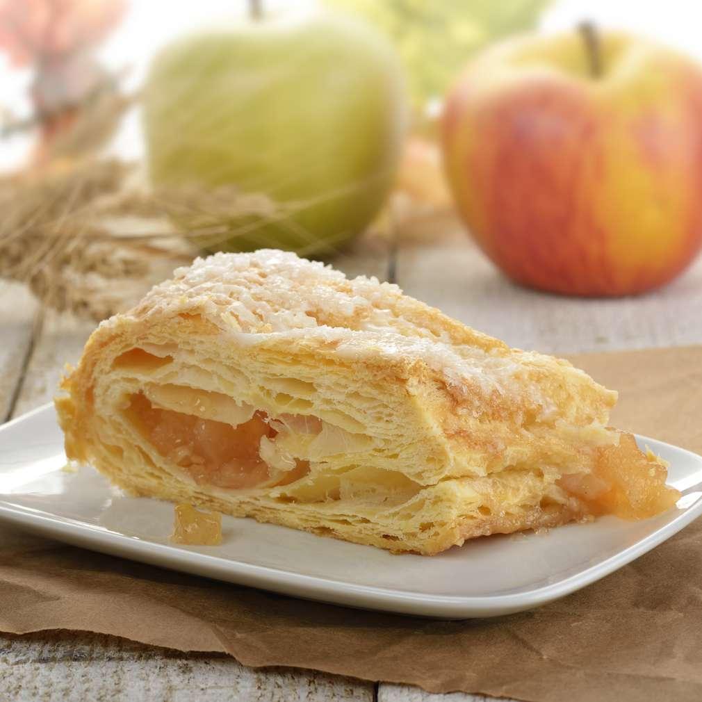 Imaginea rețetei Ştrudel cu mere
