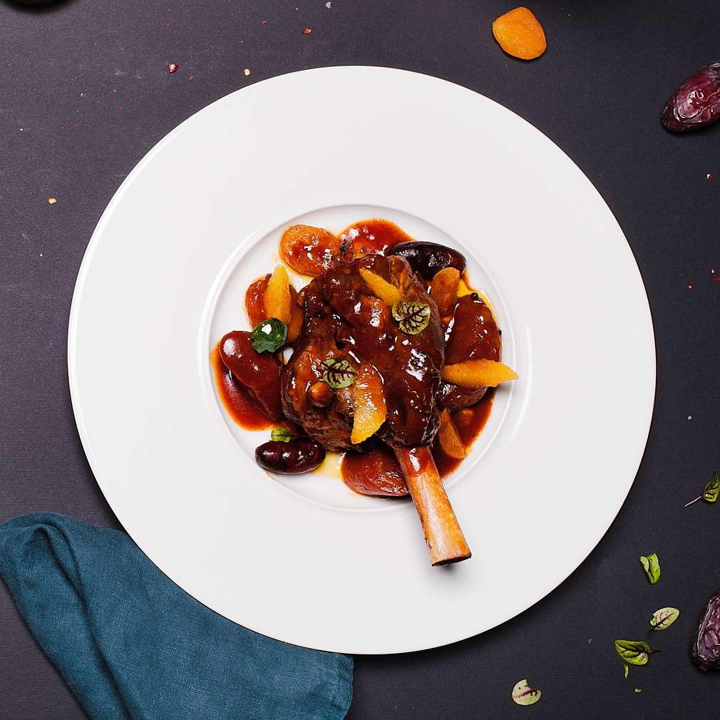 Irish Lamb – Rasol de miel cu os   Rețetă de Chef Samuel