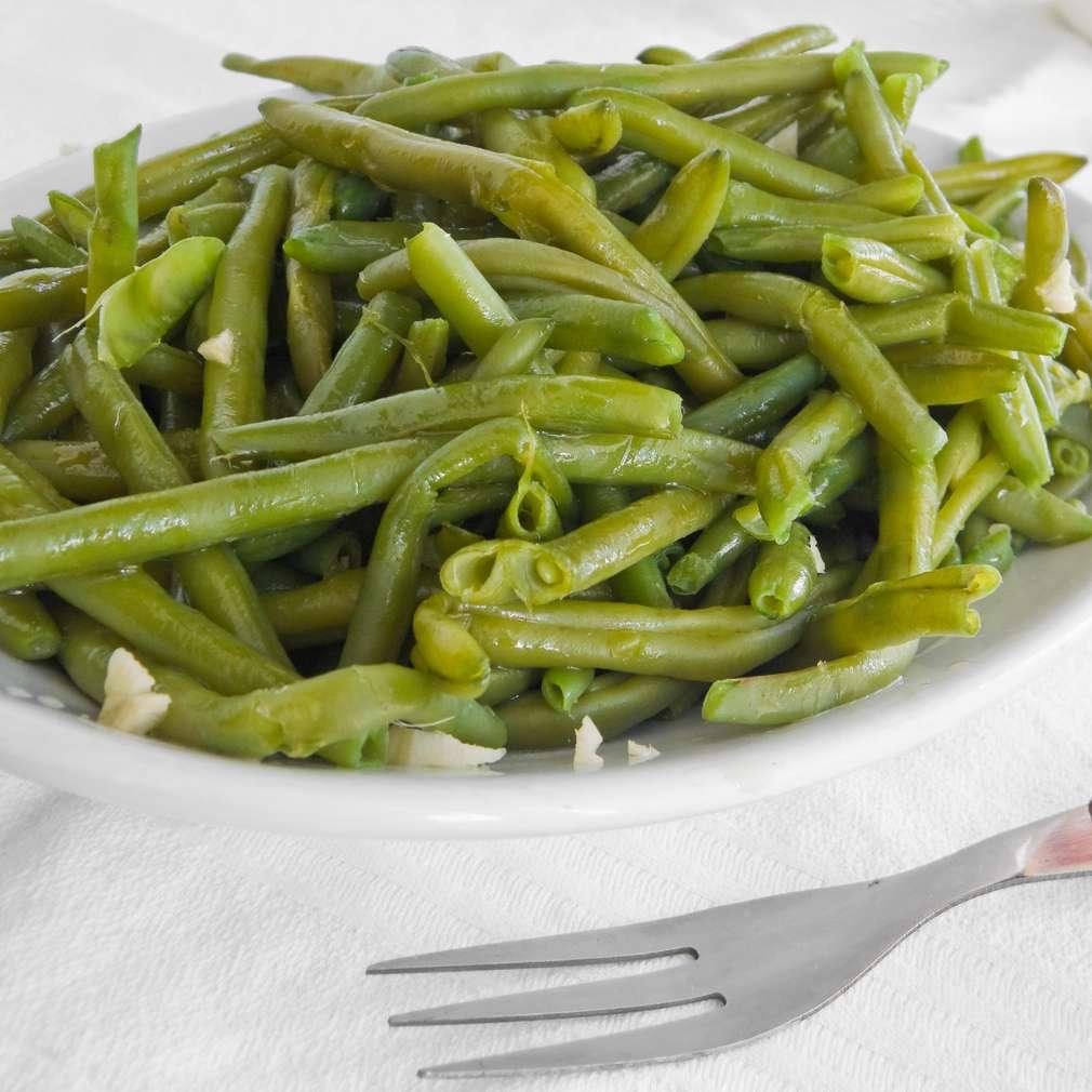 Imaginea rețetei Salată de fasole verde