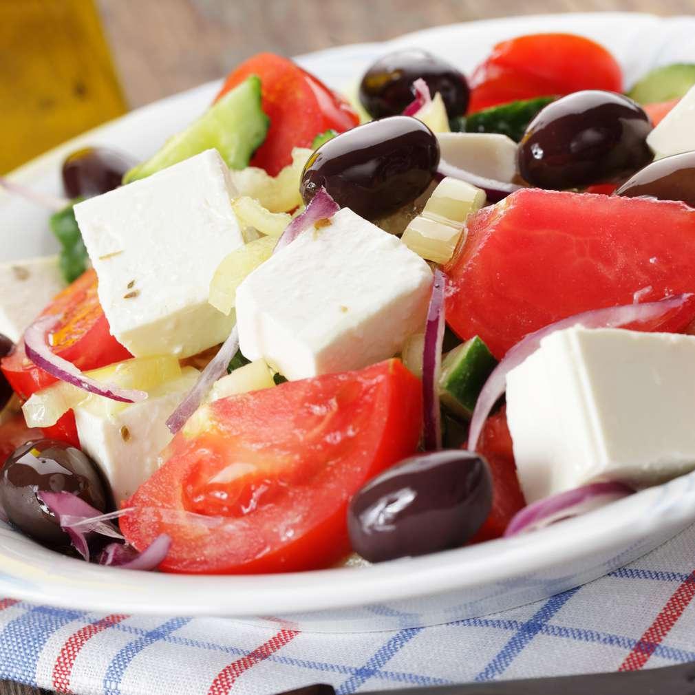 Imaginea rețetei Salată grecească