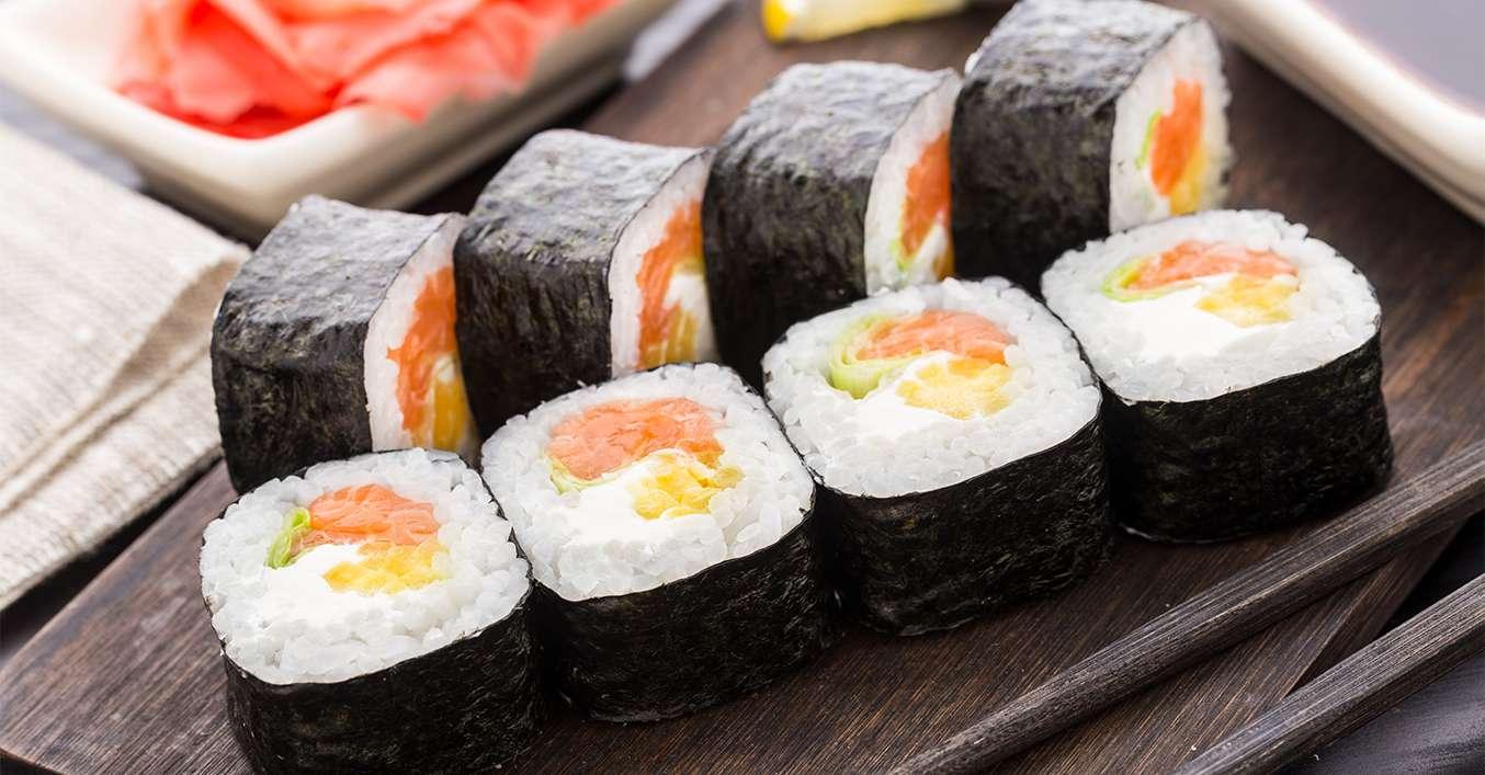 6 fakten f r sushi liebhaber kaufland. Black Bedroom Furniture Sets. Home Design Ideas
