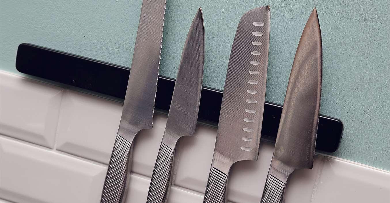 Küchenmesser aufbewahren: So geht\'s richtig | Kaufland