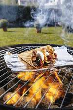 Campfire Cones: Süßer Grill-Nachtisch