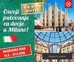Kuafland te vodi u Milano!