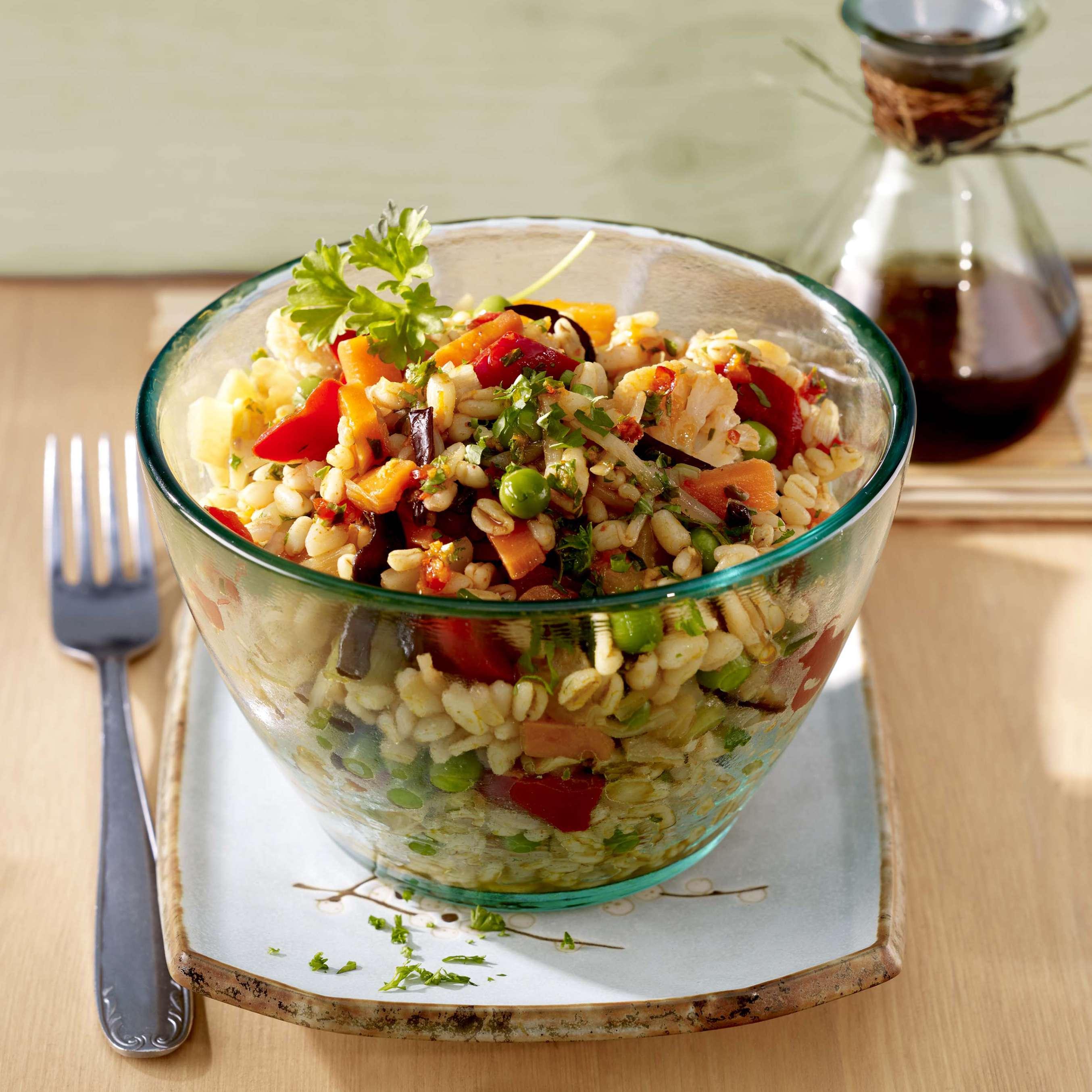 Rezept F 252 R Asiatischer Weizensalat Kaufland