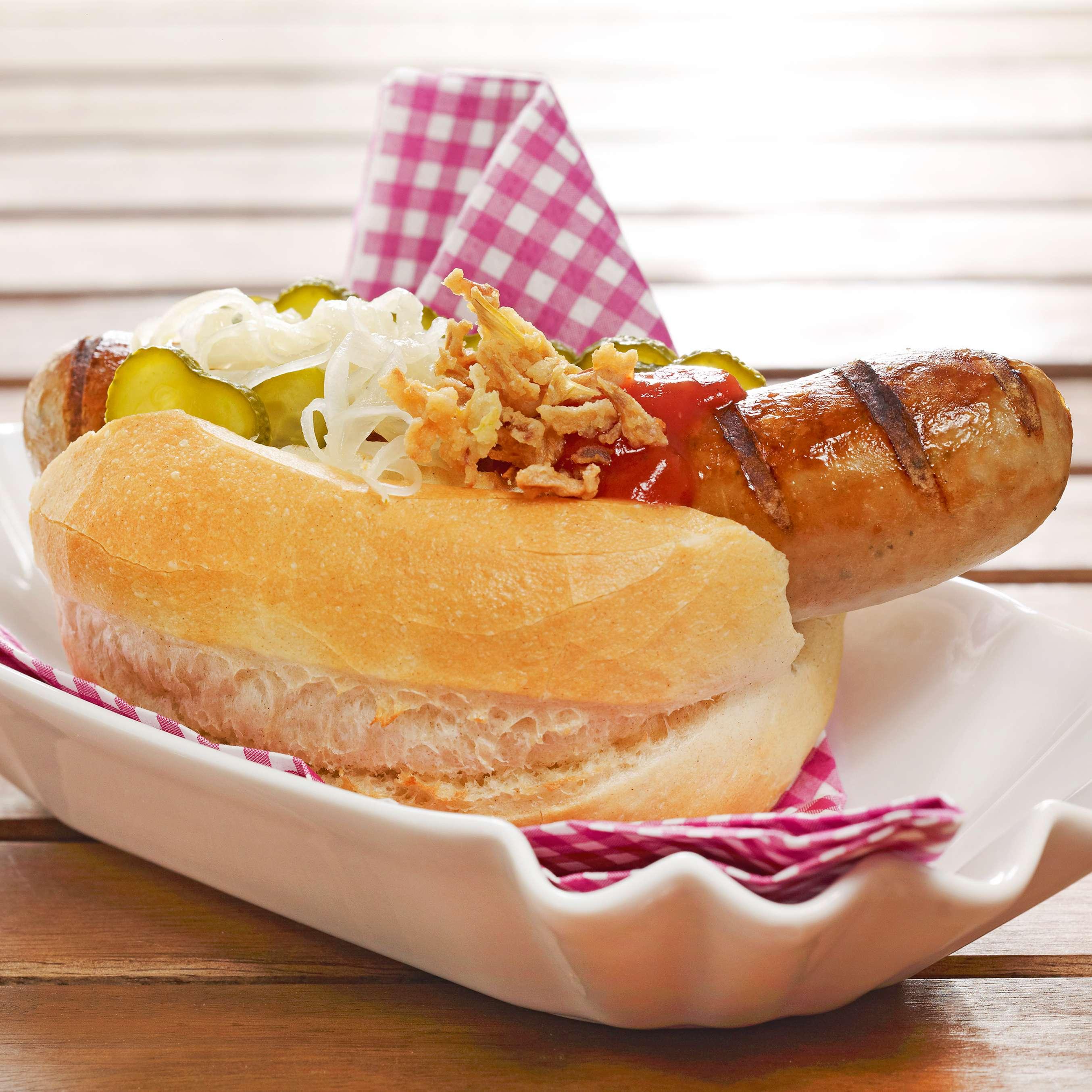 rezept f r hot dogs kaufland. Black Bedroom Furniture Sets. Home Design Ideas