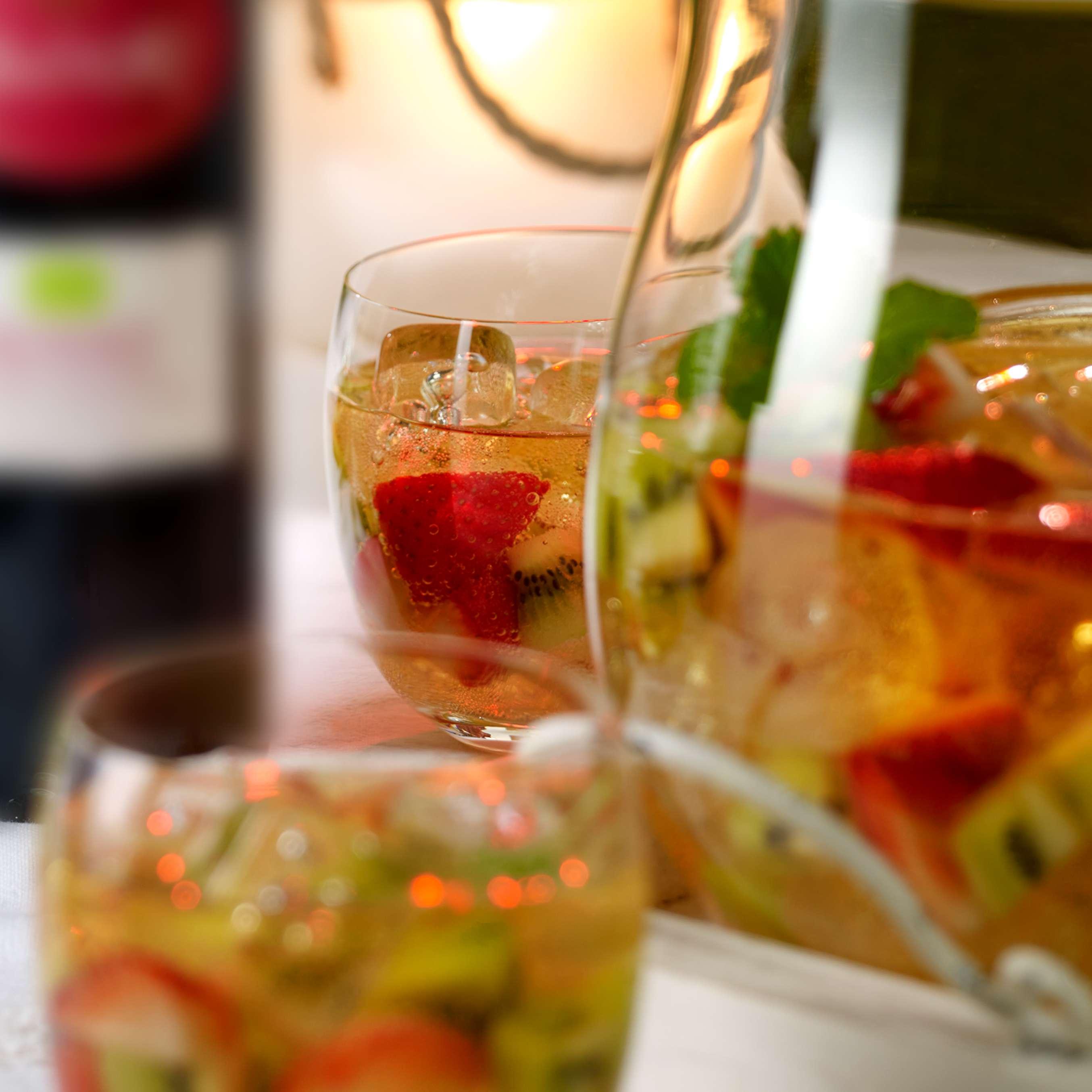 Alkoholfreie Bowle Mit Fr 252 Chten Rezept Kaufland