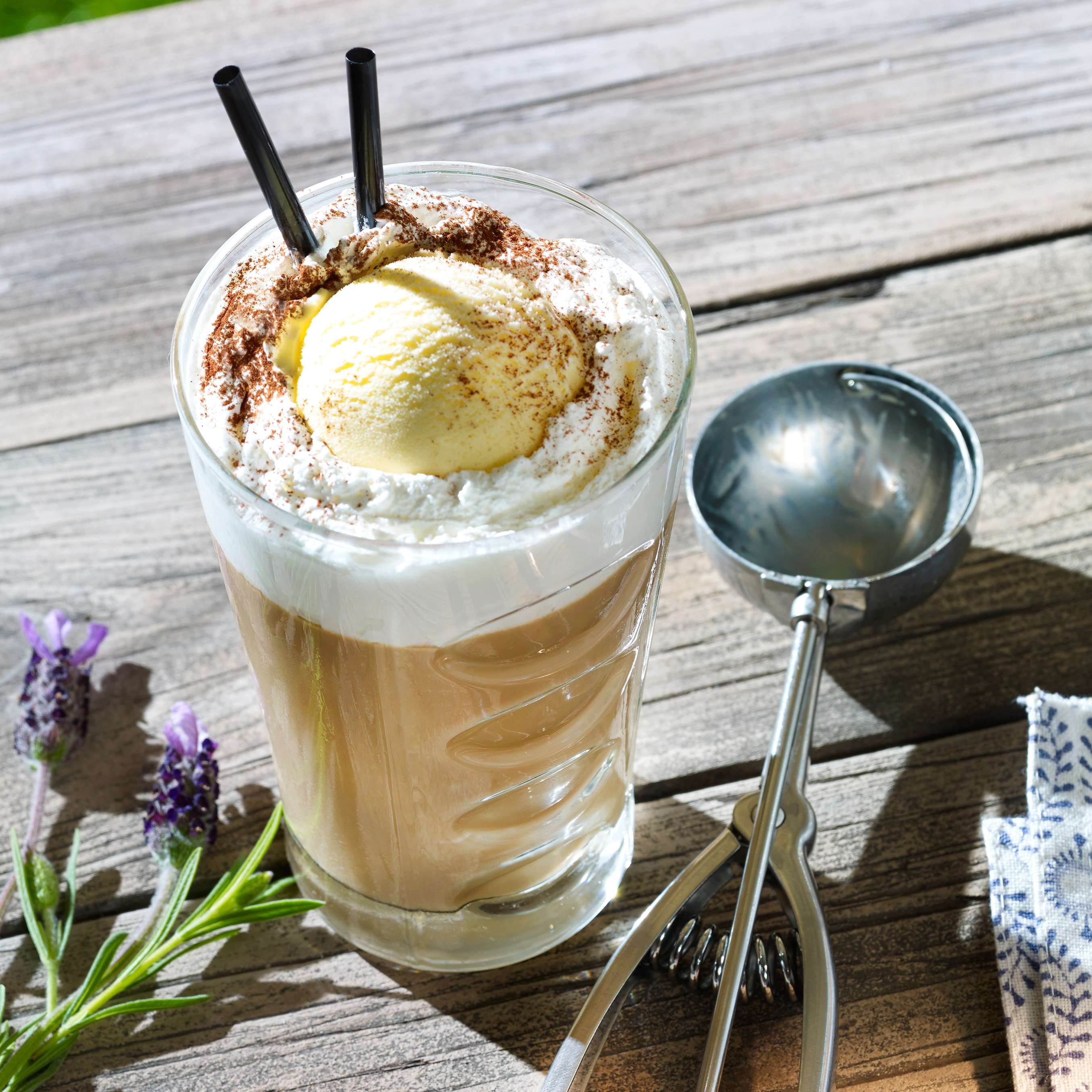 Rezept F 252 R Schokoladiger Eiskaffee Kaufland