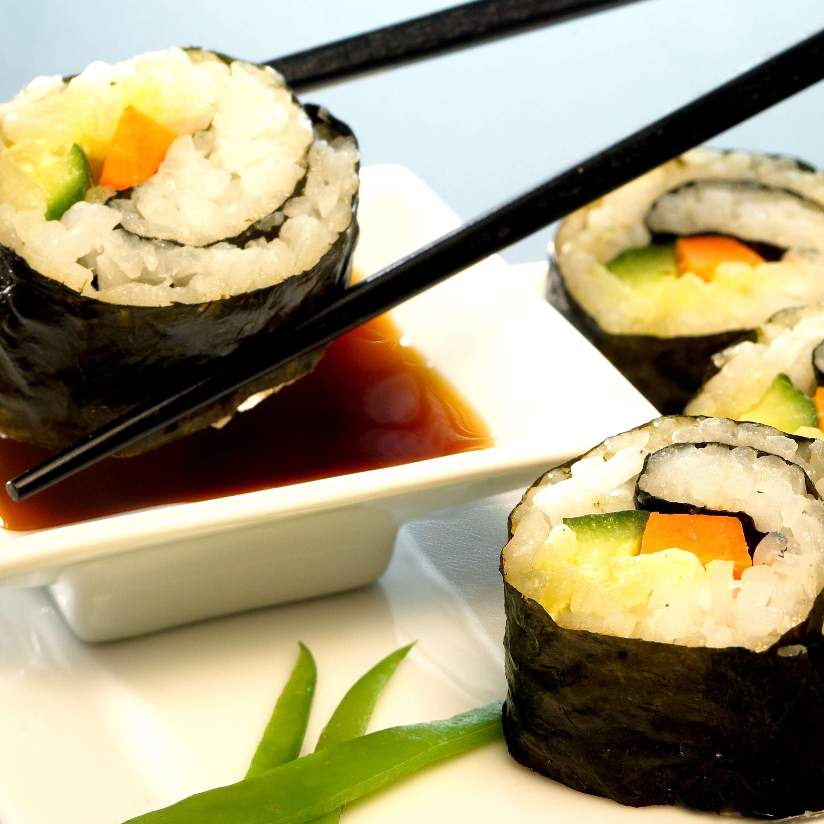 rezept f r maki sushi mit gem se kaufland. Black Bedroom Furniture Sets. Home Design Ideas