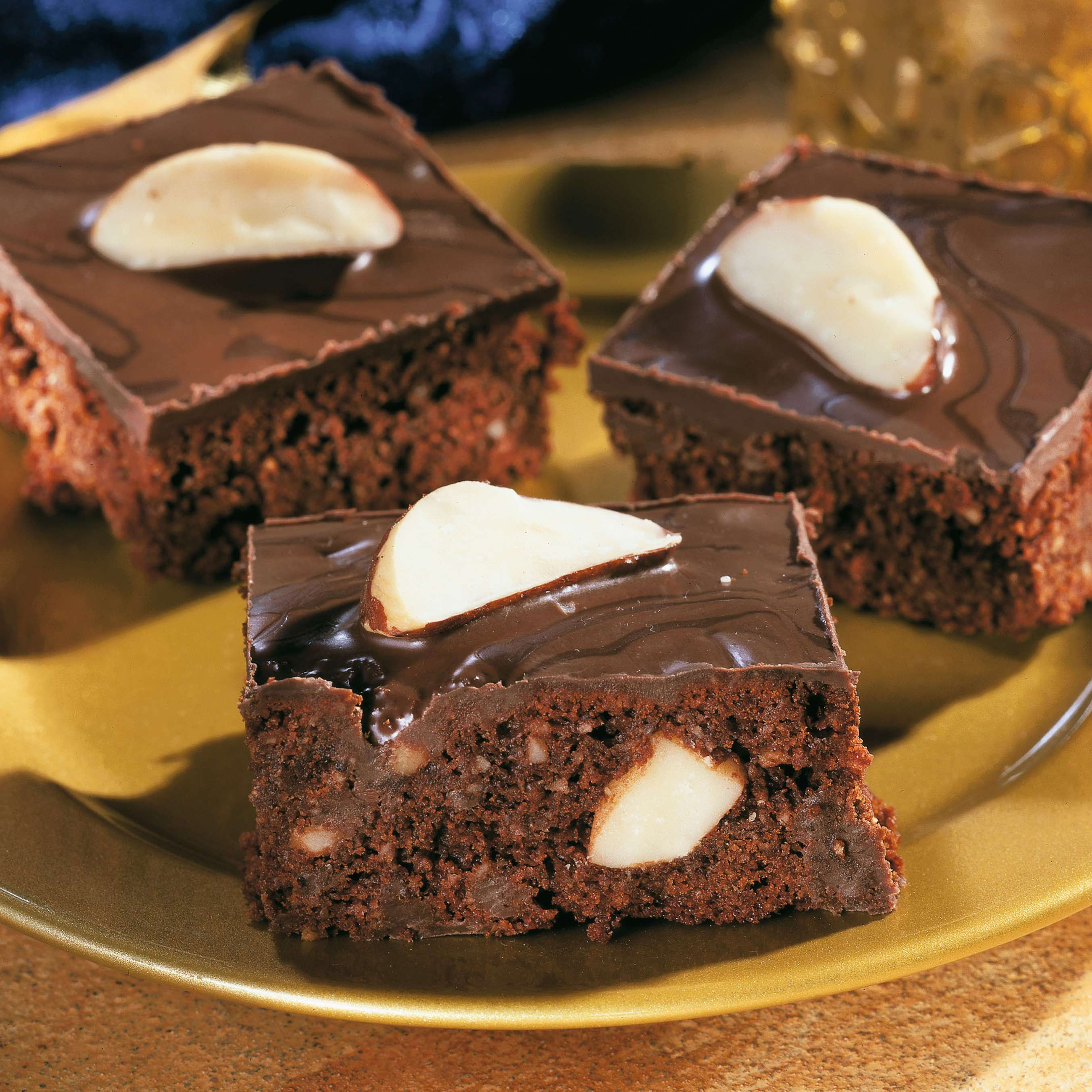 Paranuss Brownies Rezept Kaufland