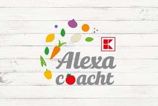 "Logo ""Alexa coacht ..."""