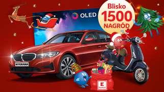 Loteria świąteczna Kauflandu i PAYBACK
