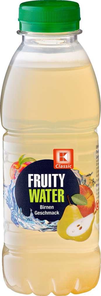 Abbildung des Sortimentsartikels K-Classic Fruity Water Pink Grapefruit 0,5l