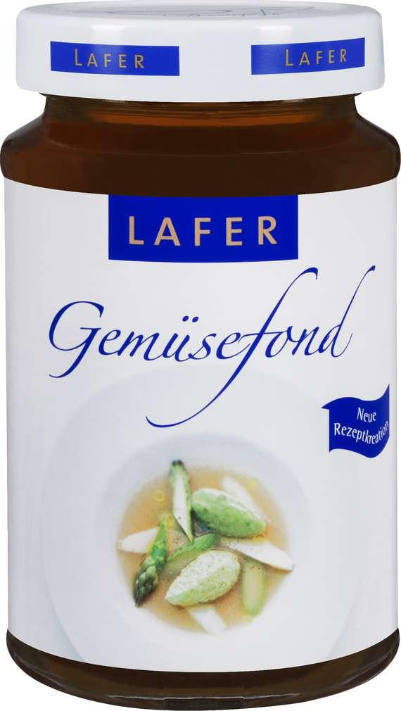 Abbildung des Sortimentsartikels Johann Lafer Gemüsefond vegan 400ml