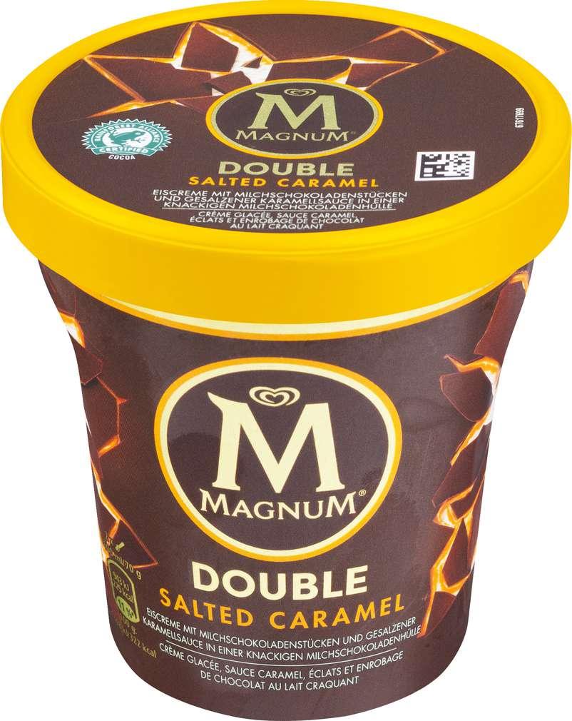 Abbildung des Sortimentsartikels Magnum Double Salted Caramel 440ml