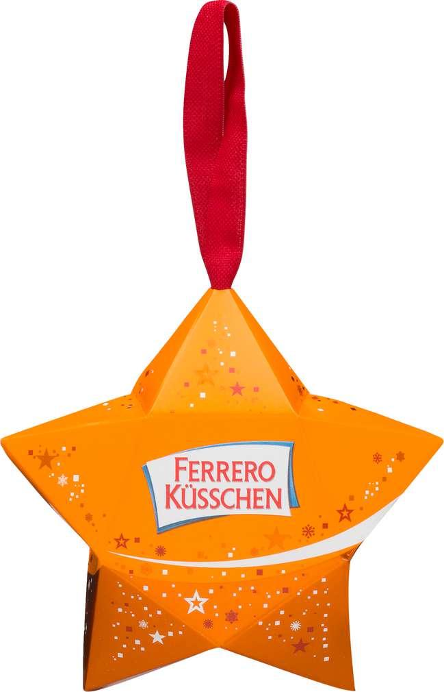 Abbildung des Sortimentsartikels Ferrero Stern 35g