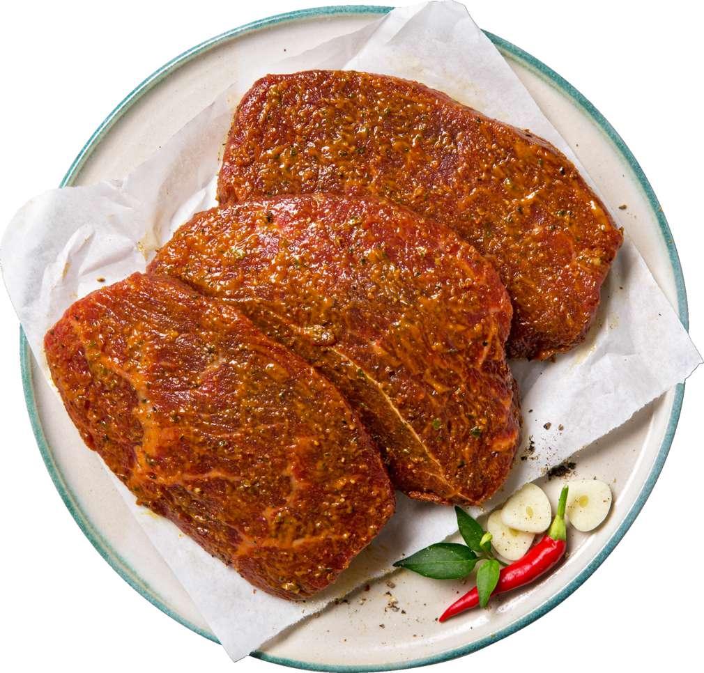Abbildung des Sortimentsartikels Wertschätze Deutsche Färse Steak