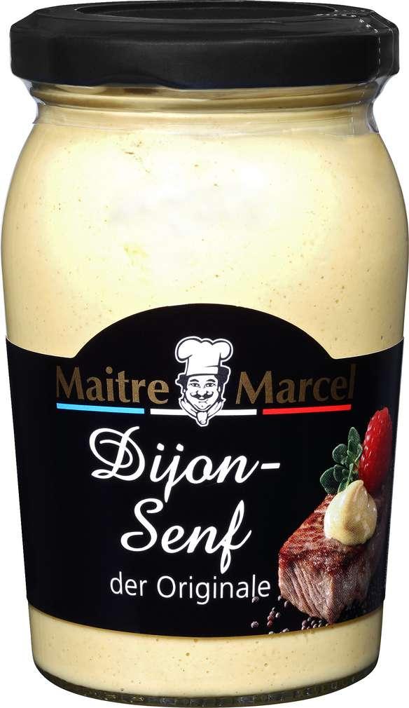 Abbildung des Sortimentsartikels Maitre Marcel Dijon-Senf 200ml