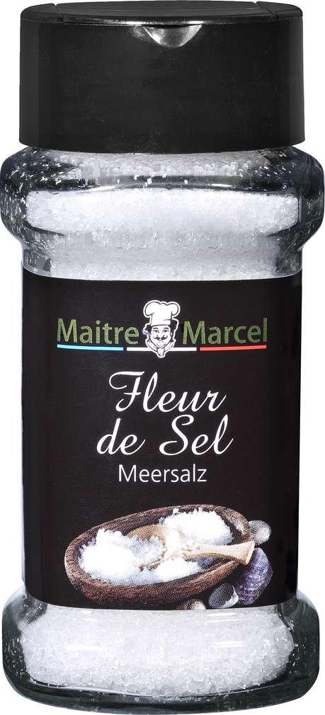 Abbildung des Sortimentsartikels Maitre Marcel Fleur de Sel 100g