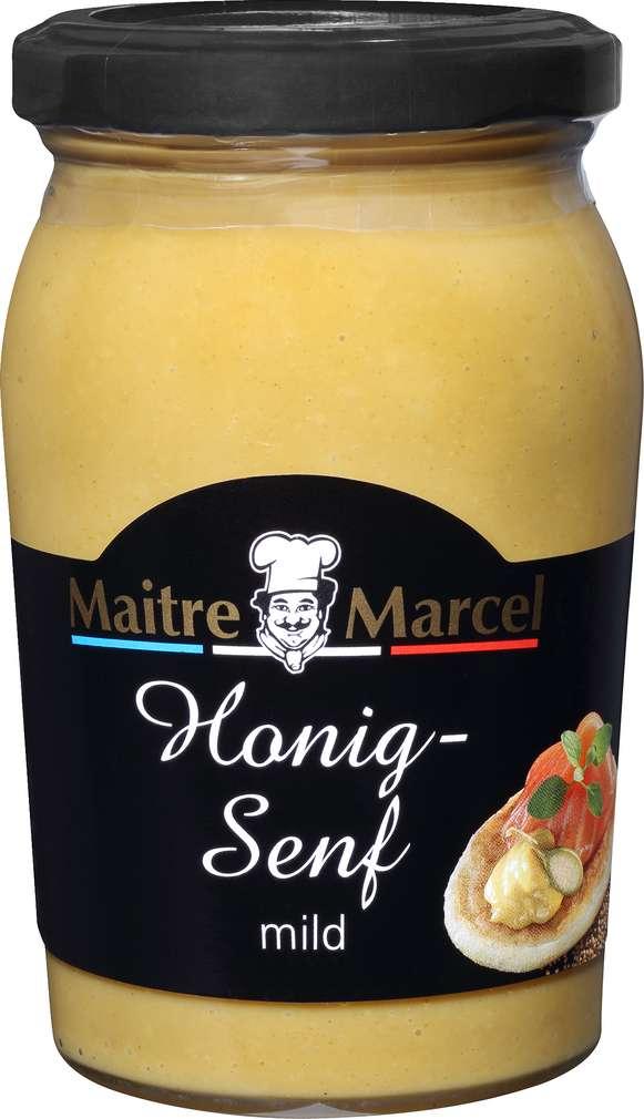 Abbildung des Sortimentsartikels Maitre Marcel Honig-Senf 200ml