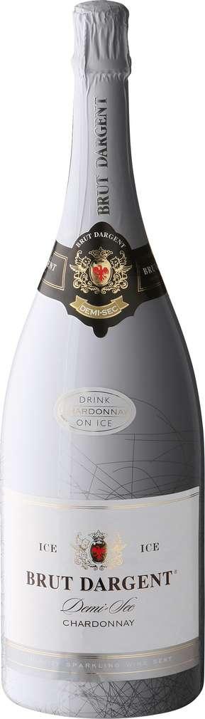 Abbildung des Sortimentsartikels Brut Dargent Sekt Chardonnay on Ice 1,5l