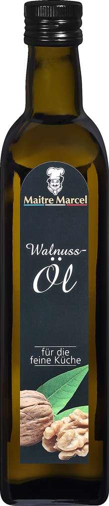 Abbildung des Sortimentsartikels Maitre Marcel Walnussöl 500ml