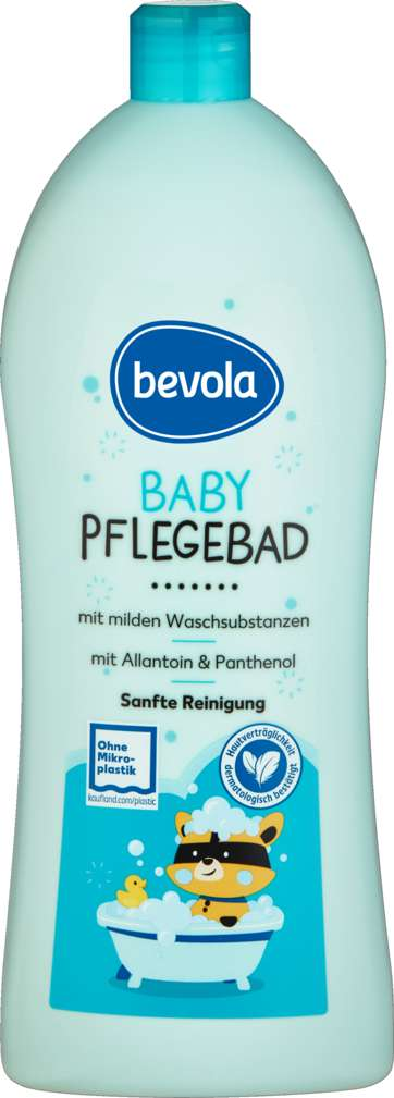 Abbildung des Sortimentsartikels Bevola Baby Pflegebad 1l